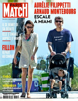 Paris Match - N°3535