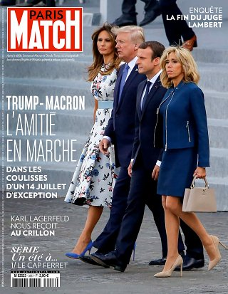Paris Match - N°3557
