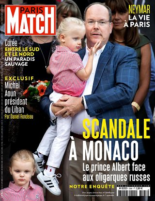 Paris Match - N°3566