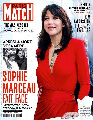Paris Match - N°3531