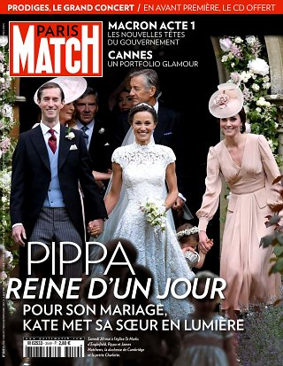 Paris Match - N°3549