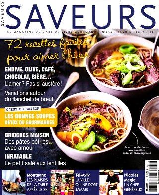 Saveurs - N°234
