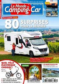 abonnement presse le monde du camping car prix cdiscount. Black Bedroom Furniture Sets. Home Design Ideas