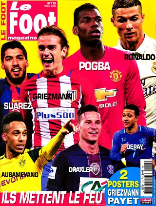 Le Foot Magazine - N°118