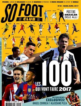 So foot club - N°29