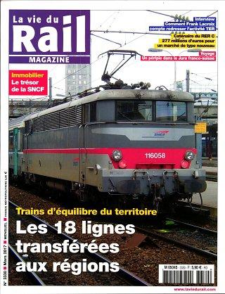 La Vie du Rail Magazine - N°3330