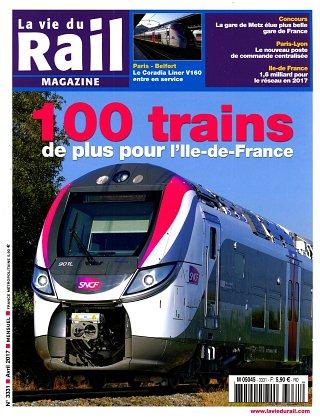 La Vie du Rail Magazine - N°3331