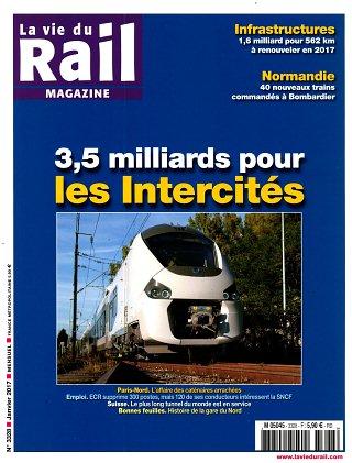 La Vie du Rail Magazine - N°3328