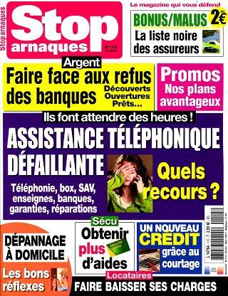 Stop Arnaques - N°115