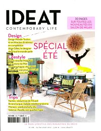 Abonnement magazine ideat pas cher viapresse for Abonnement magazine design