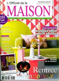 Abonnement magazine l 39 officiel de la maison pas cher for Maison magazine abonnement