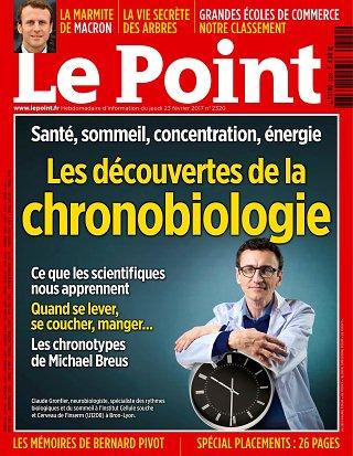 Le Point - N°2320