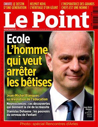 Le Point - N°2337
