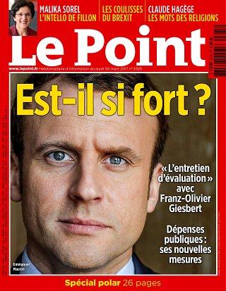 Le Point - N°2325
