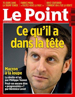 Le Point - N°2315