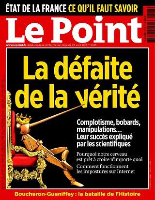 Le Point - N°2328