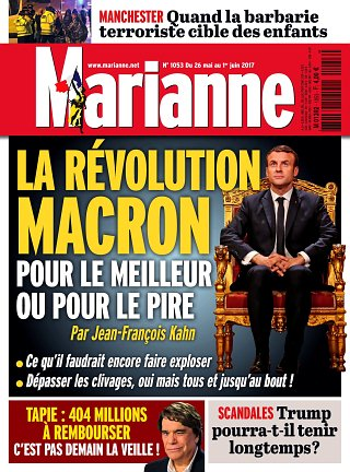 Marianne - N°1053