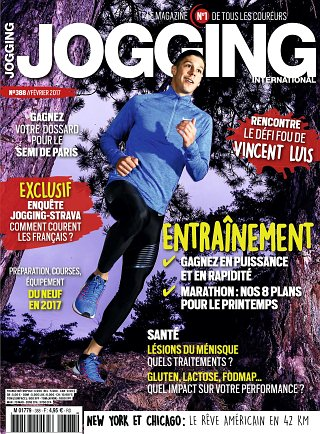 Jogging International - N°388