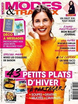 Modes & Travaux - N°1395