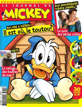 Le Journal de Mickey - N°3370