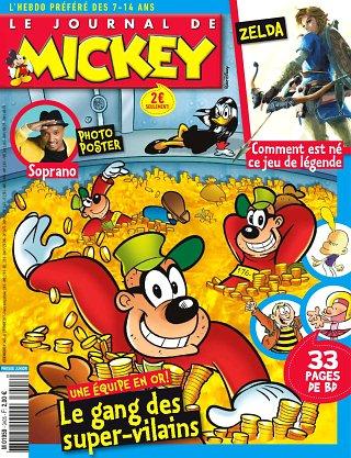 Le Journal de Mickey - N°3405