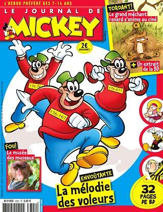 Le Journal de Mickey - N°3392