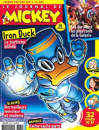 Le Journal de Mickey - N°3384