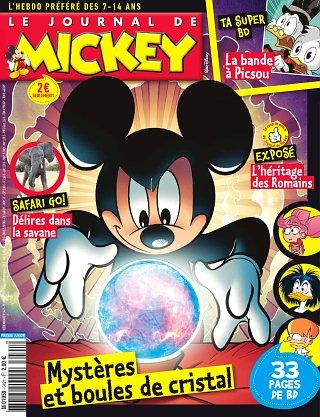 Le Journal de Mickey - N°3421