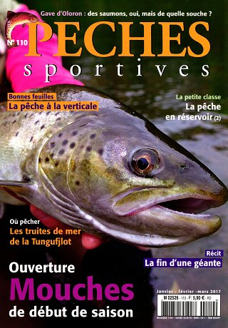 Pêches Sportives - N°110