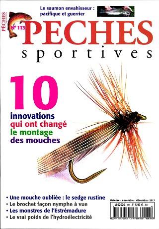 Pêches Sportives - N°113