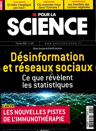 Pour la Science - N°472
