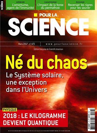 Pour la Science - N°473