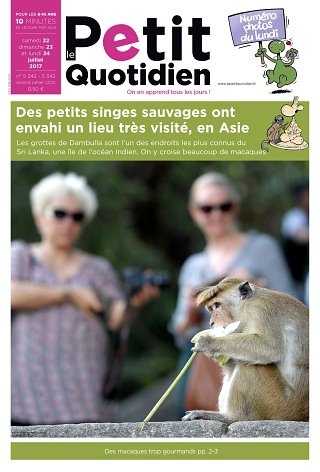Magazine le petit quotidien en abonnement - Mon petit quotidien abonnement ...