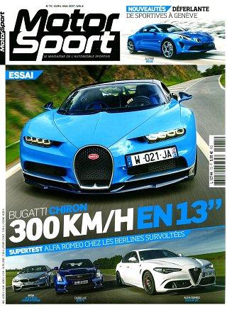Motorsport - N°75