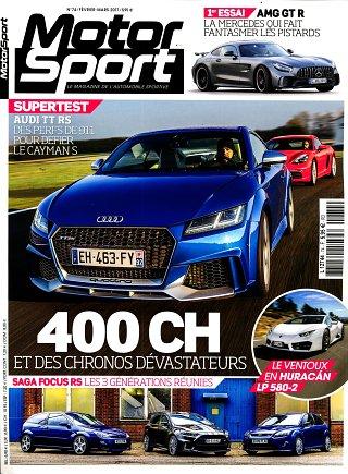 Motorsport - N°74