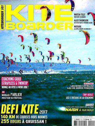 Kite Boarder - N°101