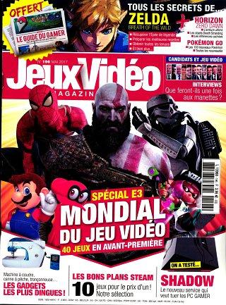 Jeux Vidéo Magazine - N°196