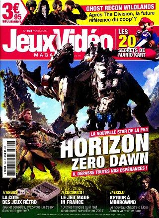 Jeux Vidéo Magazine - N°194