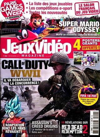 Jeux Vidéo Magazine - N°202