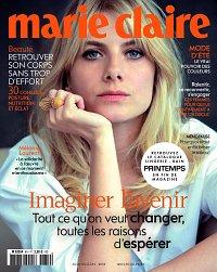 Anciens numéros du magazine Marie Claire