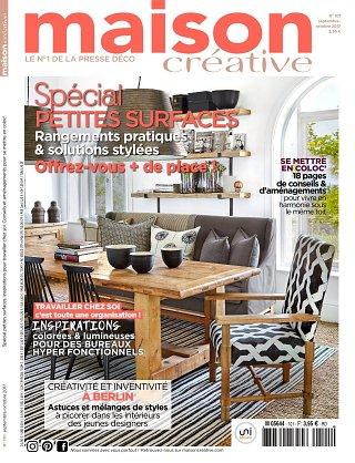 Abonnement magazine maison cr ative pas cher viapresse for Maison francaise magazine abonnement