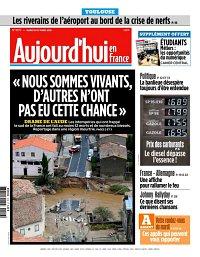 les anciens numéros de Aujourd hui en France 4f73696dfcd4