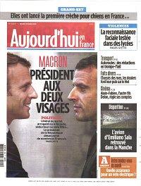 les anciens numéros de Aujourd hui en France 9f7b8332718