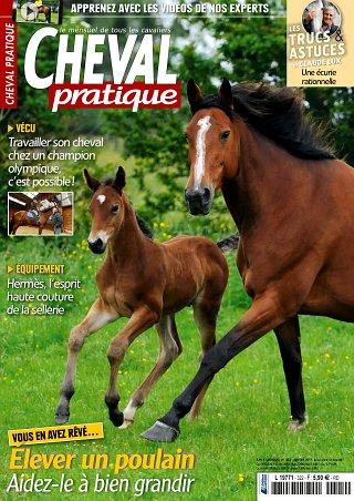 Cheval Pratique - N°322