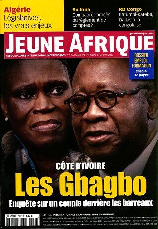 Jeune Afrique - N°2937