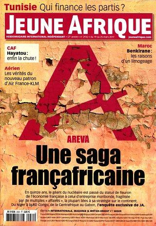 Jeune Afrique - N°2932