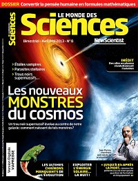 LE MONDE DES SCIENCES