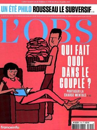 L'OBS - Le Nouvel Observateur - N°2750