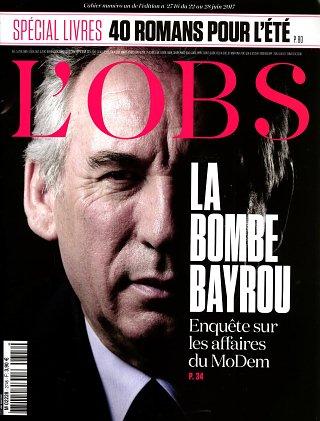 L'OBS - Le Nouvel Observateur - N°2746