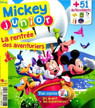 Mickey Junior - Winnie - N°384